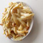 Fritas com Queijo